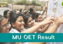 MU OET Result 2019