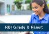RBI Grade B Officer Result 2018
