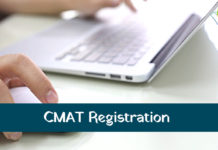 CMAT Application Form 2019
