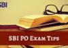 SBI PO Exam Preparation Tips 2018