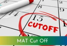 MAT Cut off 2020-21