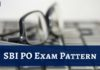 SBI PO Exam Pattern 2018