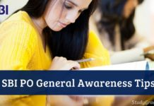 How to Prepare General Awareness for SBI PO 2018