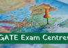 GATE Exam Centres 2019
