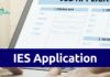 ies application form 2021