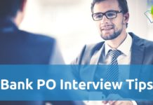 Bank PO Interview Tips 2019