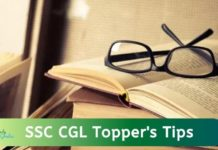 ssc cgl toppers tips