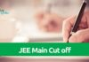 JEE Main Cut off 2018