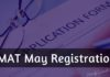 MAT May 2018 Registration