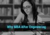 Why Pursue MBA After Engineering
