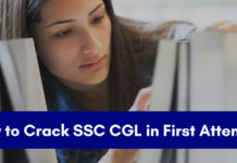 How to Crack SSC CGL 2019 in First Attempt