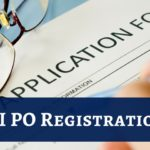 SBI PO Application Form 2019