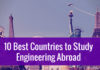 10 Best Countries to Study Engineering Abroad for Indian Students