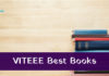 VITEEE Important Books 2019
