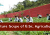 What is the future scope of B.Sc. Agriculture