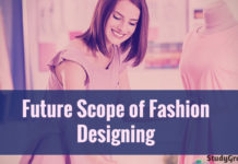 What is the future scope of Fashion Designing
