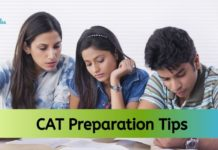 CAT Preparation Tips 2020