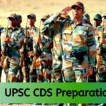 UPSC CDS Preparation Tips 2021
