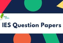 ies question papers 2020