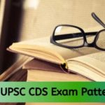 UPSC CDS Exam Pattern 2021