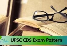 CDS 2020 Exam Pattern