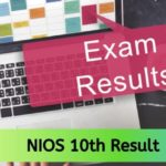 NIOS 10th Result 2020