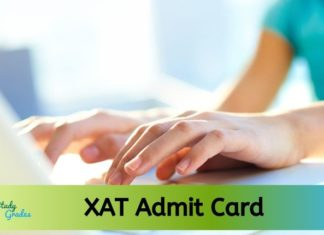 XAT hall ticket 2021