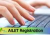 AILET Application Form 2020