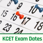 KCET 2021 exam date