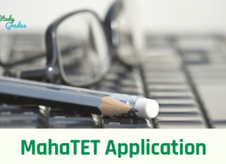 MahaTET application From 2019