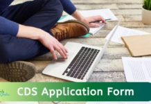 cds 2 application form 2020