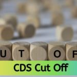 CDS Cut Off 2020