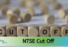 NTSE Cut off 2020