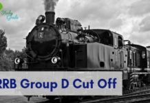 RRB Group D Cut Off 2019