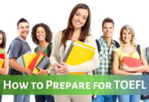 How to Prepare for TOEFL 2019