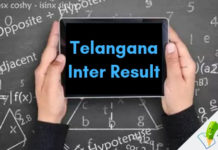 Manabadi TS Inter Result 2019