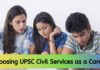 Choosing UPSC Civil Services as a Career