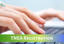 TNEA 2019 Application form
