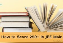 How to Score 250+ in JEE Main 2021