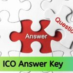 ICO Answer Keys 2020