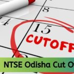 NTSE odisha Cut Off 2020