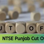 NTSE Punjab Cut Off 2020