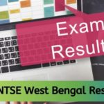 NTSE West Bengal Result 2020