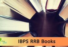IBPS RRB Books 2020