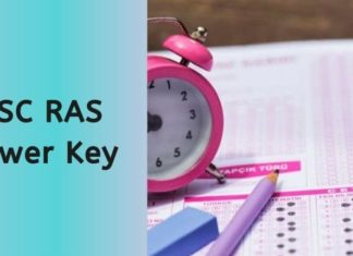RPSC RAS Answer Key 2020