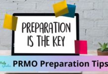 how to prepare for prmo 2020