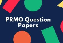 PRMO Question Papers 2020