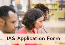 IAS application form 2021