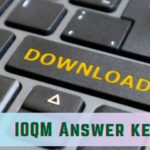 IOQM answer key 2021