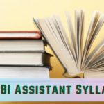 rbi assistant syllabus 2021